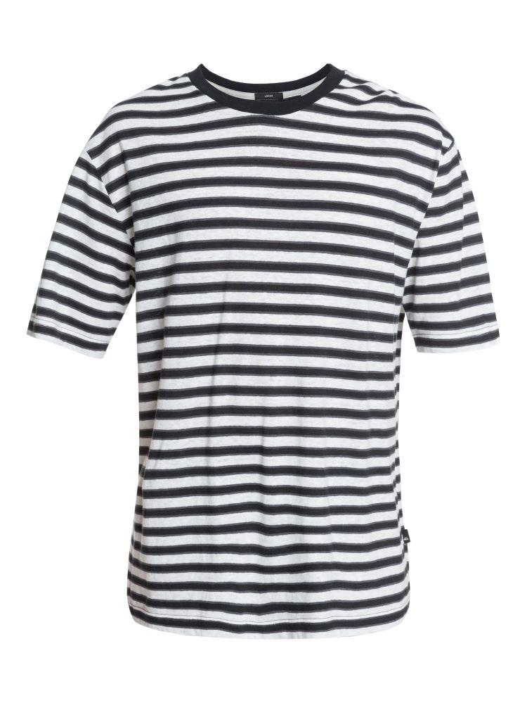 Quiksilver Originals - OG Linen Tee Short Sleeve - £32 (Men's)[2856]