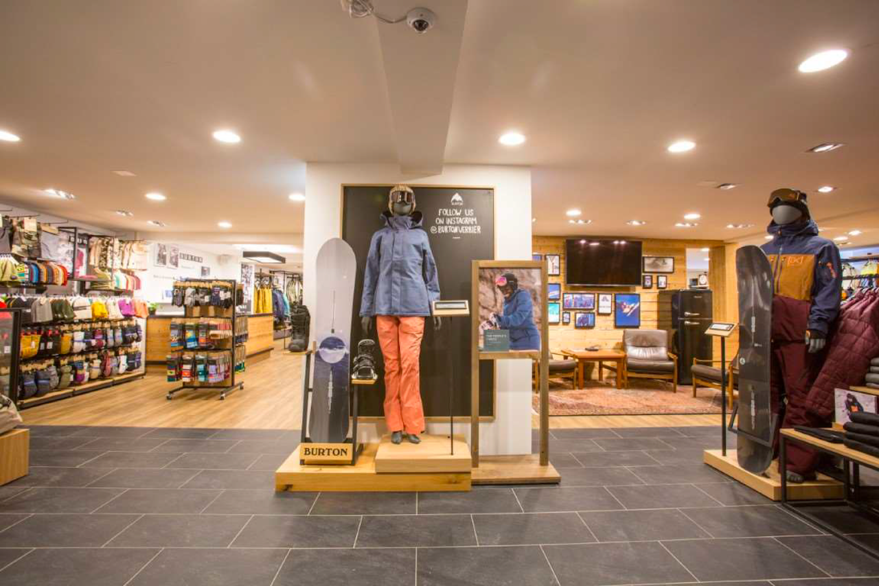 New Verbier Store