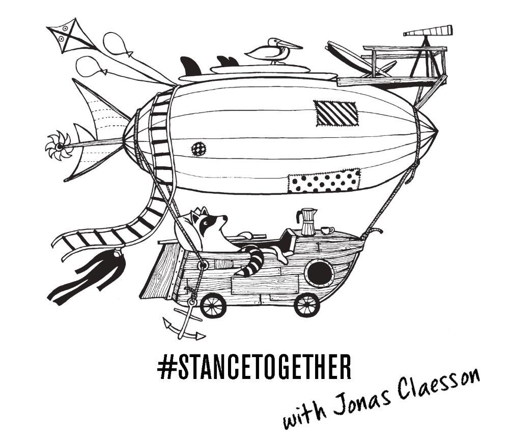 #Stancetogether Jonas Claesson