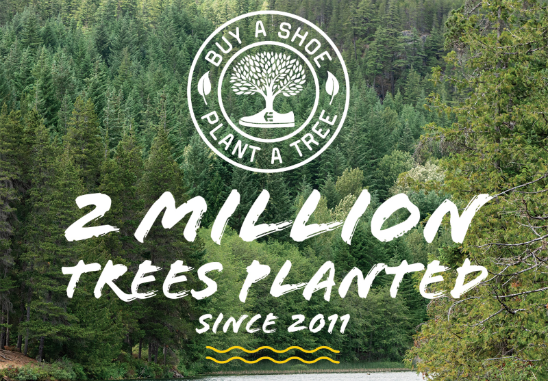 etnies 2 million trees since 2011