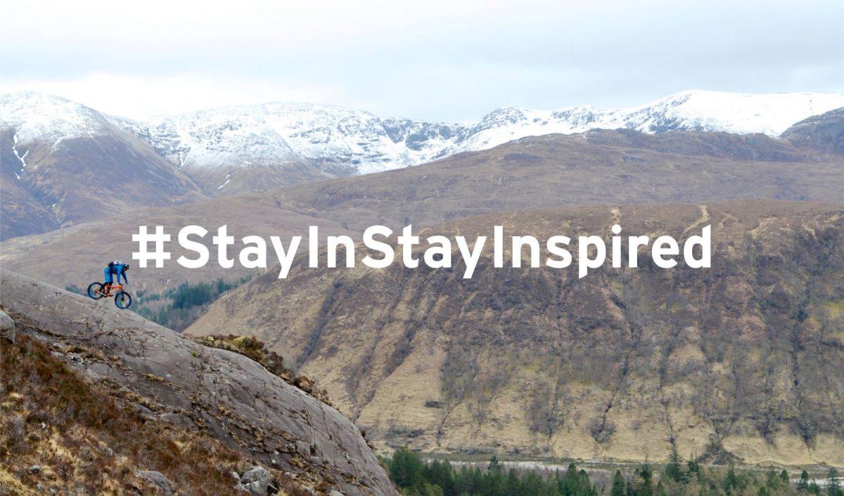 #StayInStayInspired