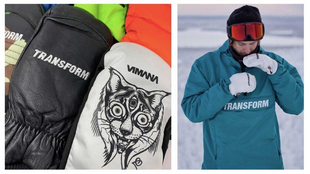 tramform gloves