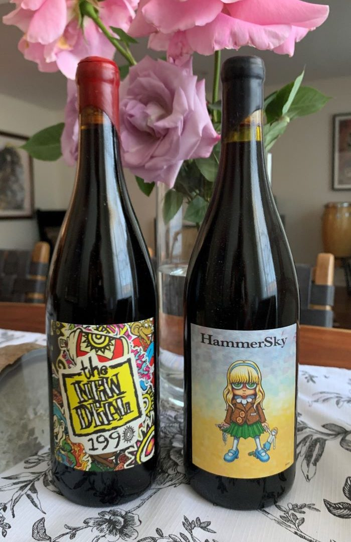 New Deal x HammerSky Vineyards