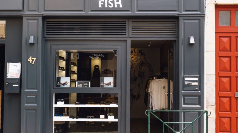 Pilot Fish Store Front