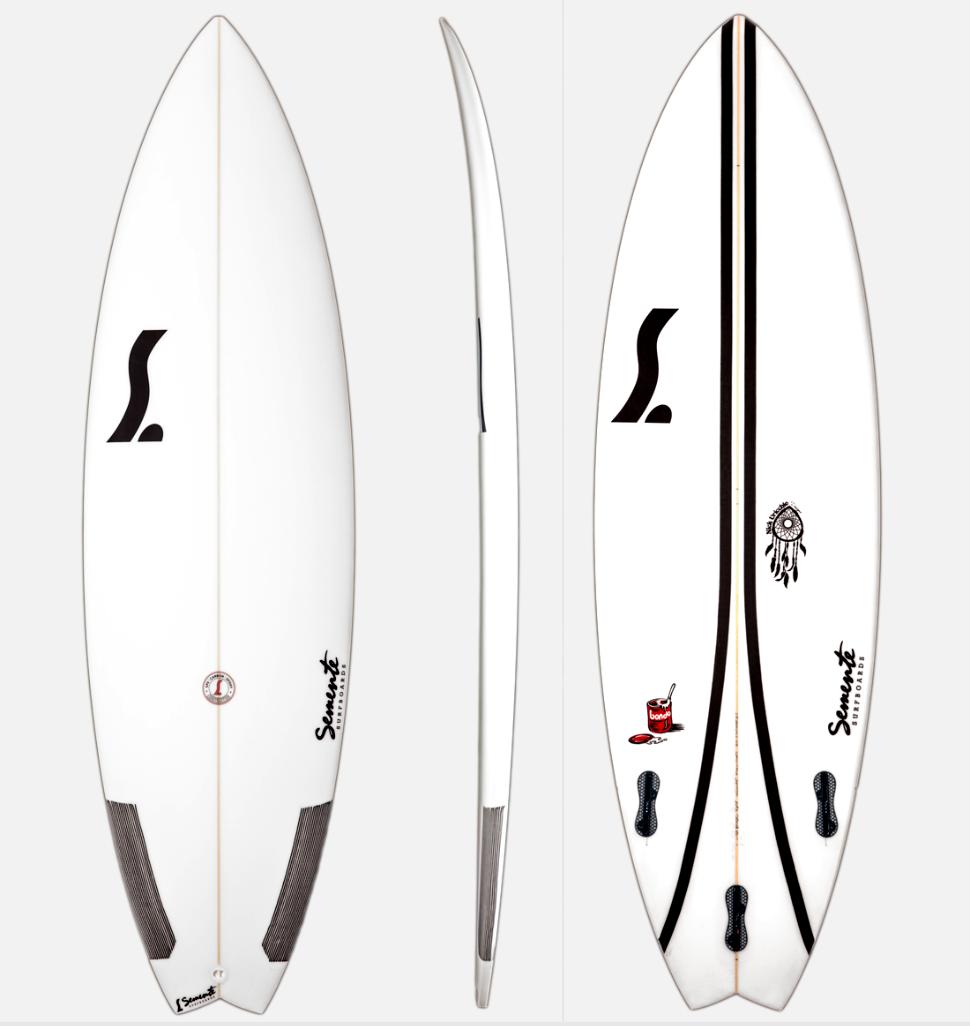 Semente 2020 Surfboards