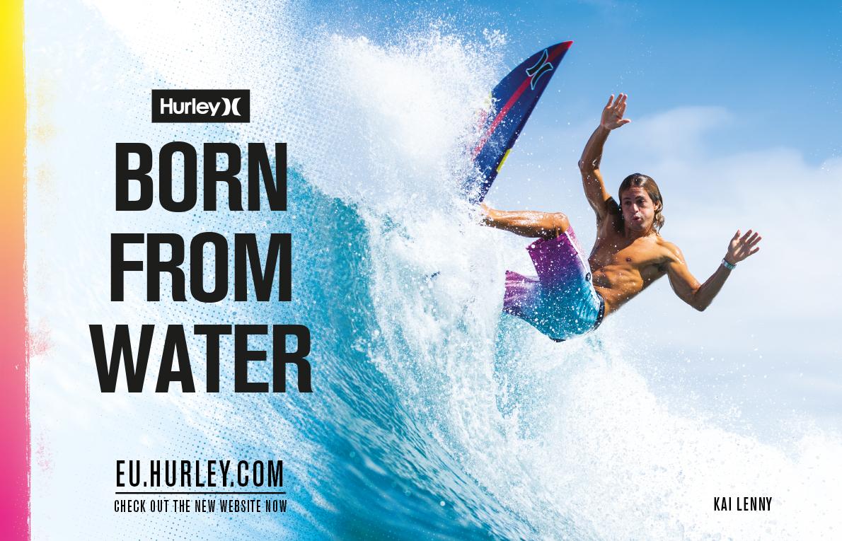 101 Hurley Surf