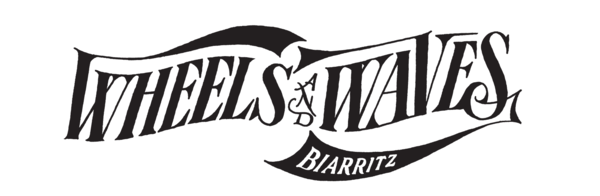 Wheels and Waves logo