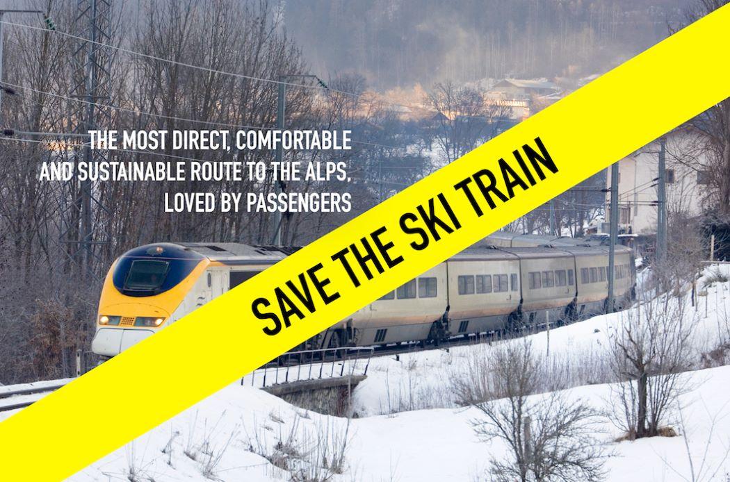 Save The Ski Train