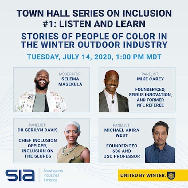 Town Hall Series on Inclusion
