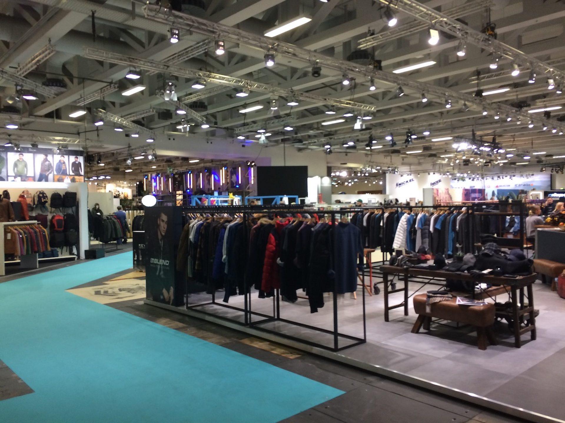 Panorama Trade Show Berlin Winter 2019 - Boardsport SOURCE