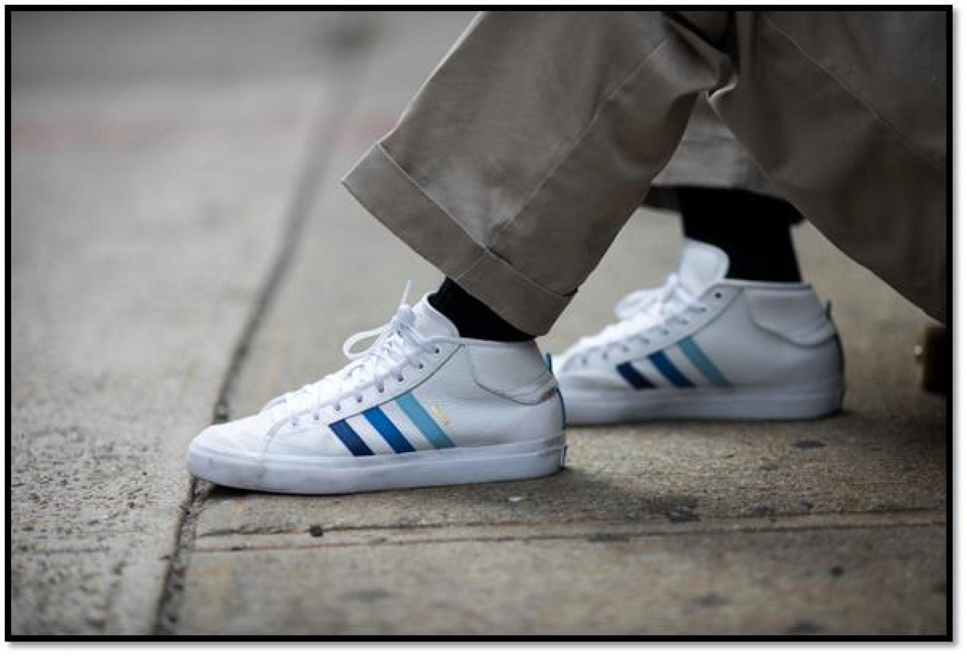 adidas matchcourt mid remix - 54