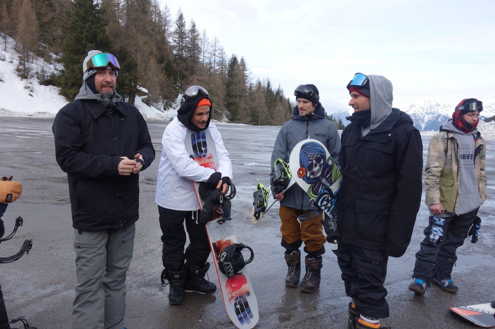 37ef8ba123d Vans Snowboarding Days 2018 Roundup   Matt Patti Interview ...