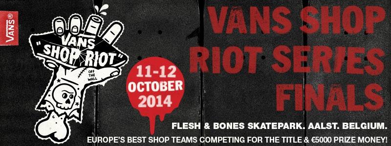 91c852489727bb Vans Shop Riot Finals