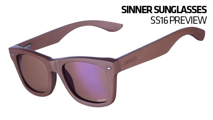 a02d54eabb Sinner Sunglasses SS16 Preview - Boardsport SOURCE