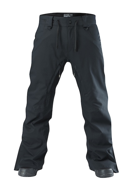 Mens Hunter Pant Stretch Black WB1001 1.jpg