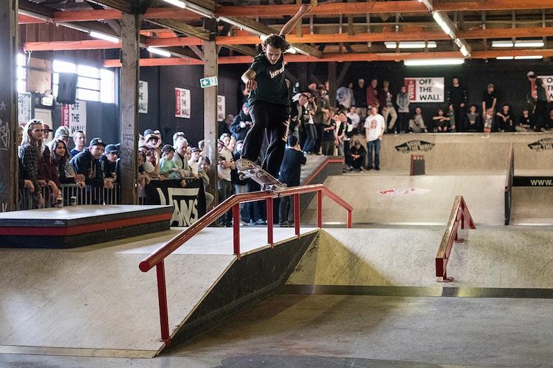 9bfcdba2db7284 Vans Shop Riot 2016 Kicks Off In The Netherlands - Boardsport SOURCE