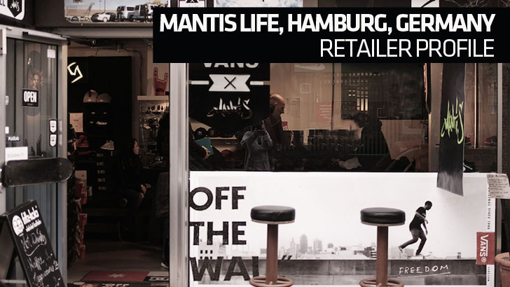 Retailer Profile: Mantis Life, Hamburg, Germany