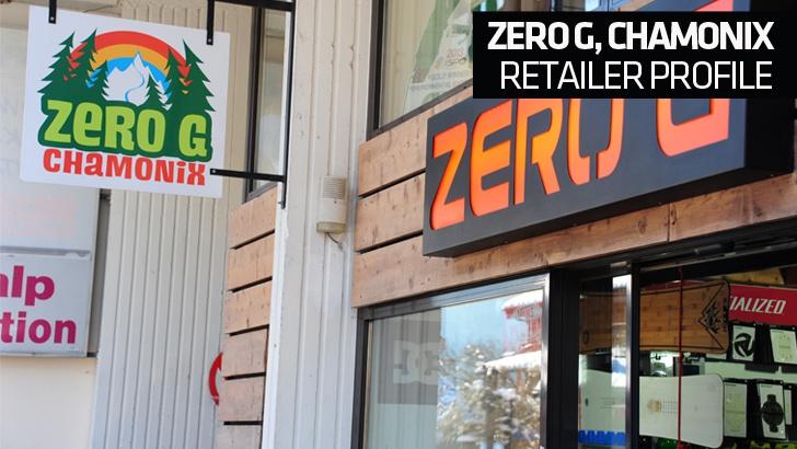 Zero G, Chamonix, France, Retailer Profile