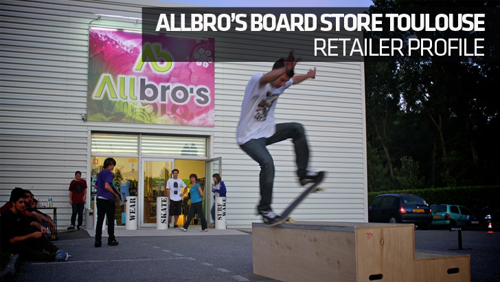 Allbro's – Toulouse, France – Retail Profile