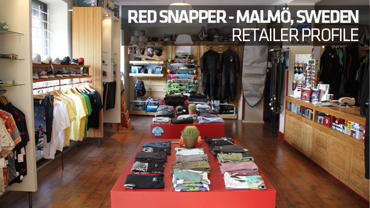 Red Snapper, Malmö, Sweden: Retailer Profile
