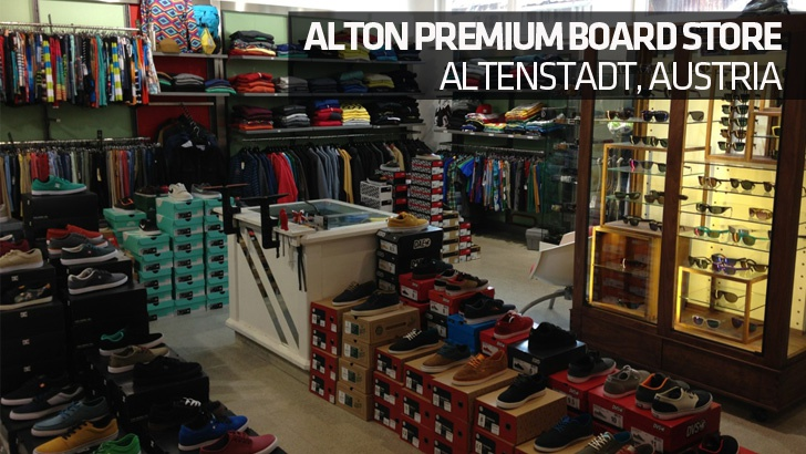 Alton Premium Board Store, Altenstadt, Austria – Retailer Profile