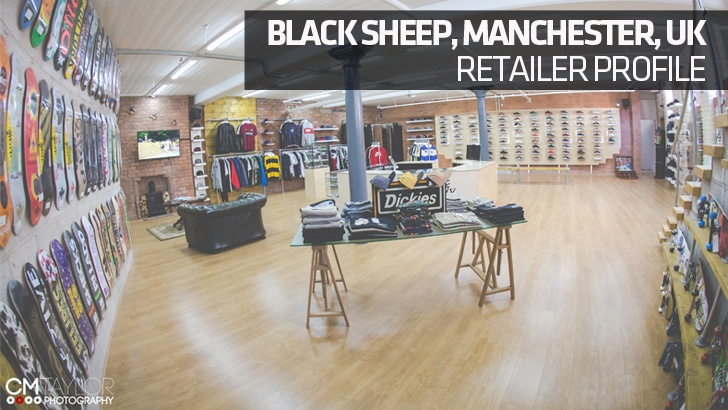 Black Sheep, Manchester, UK – Retailer Profile