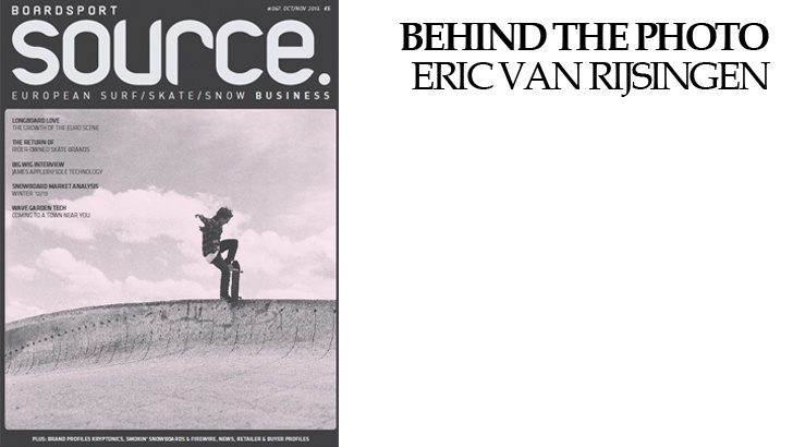 Behind The Photo: Eric van Rijsingen
