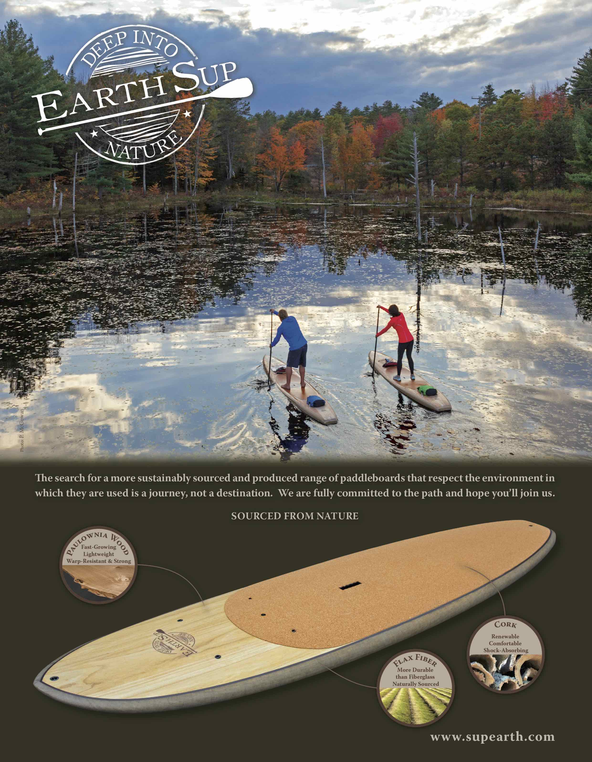 Earth SUP 83