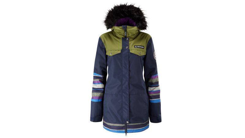 Cloudburst Jacket