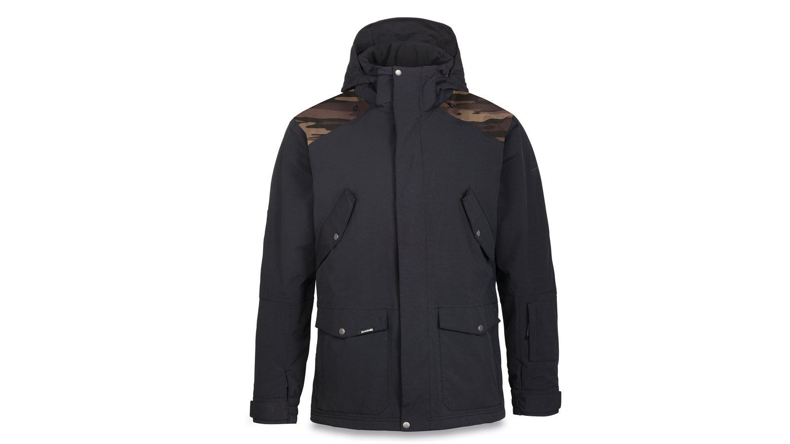 Huntsman Jacket Black