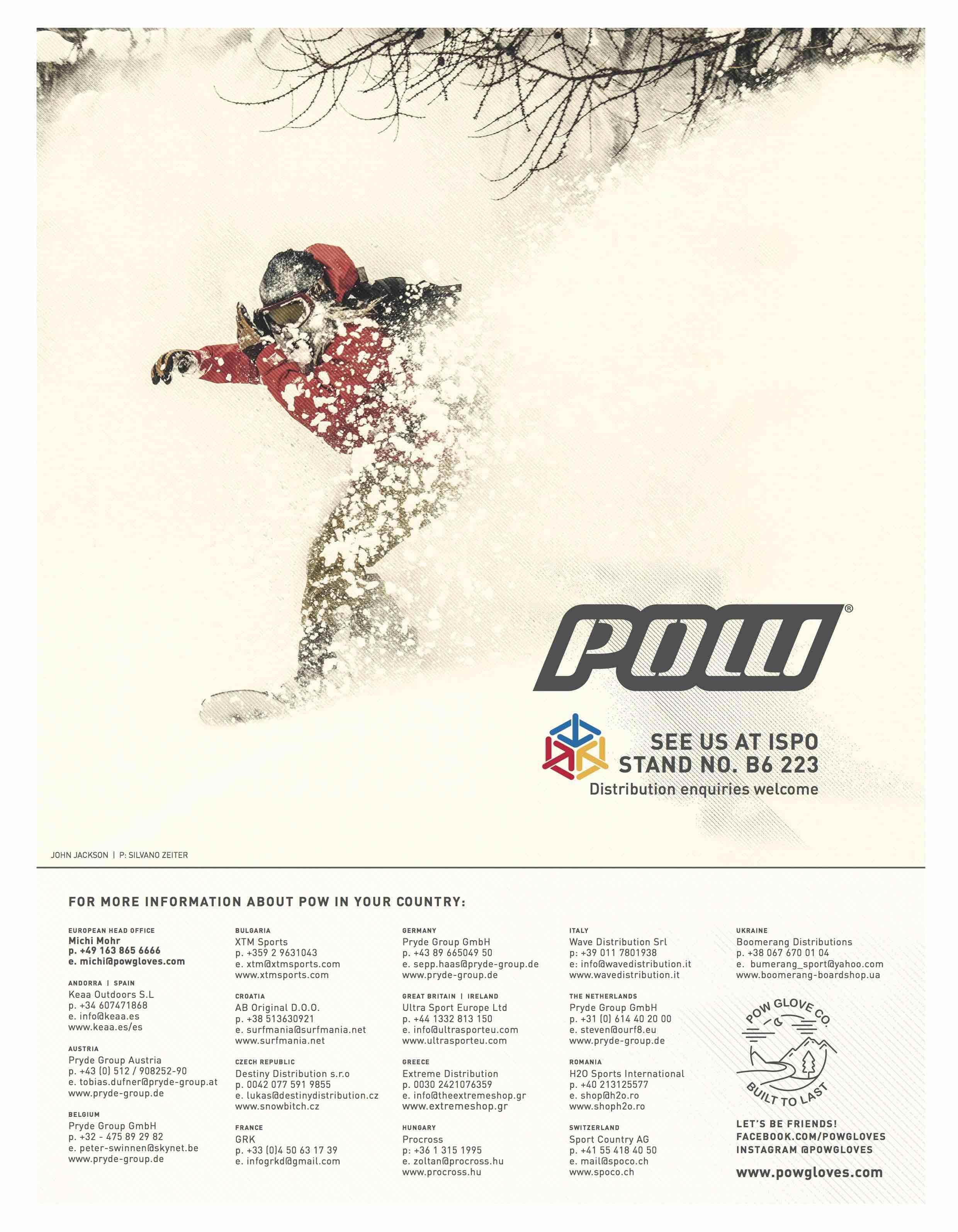 85 Pow SNOW
