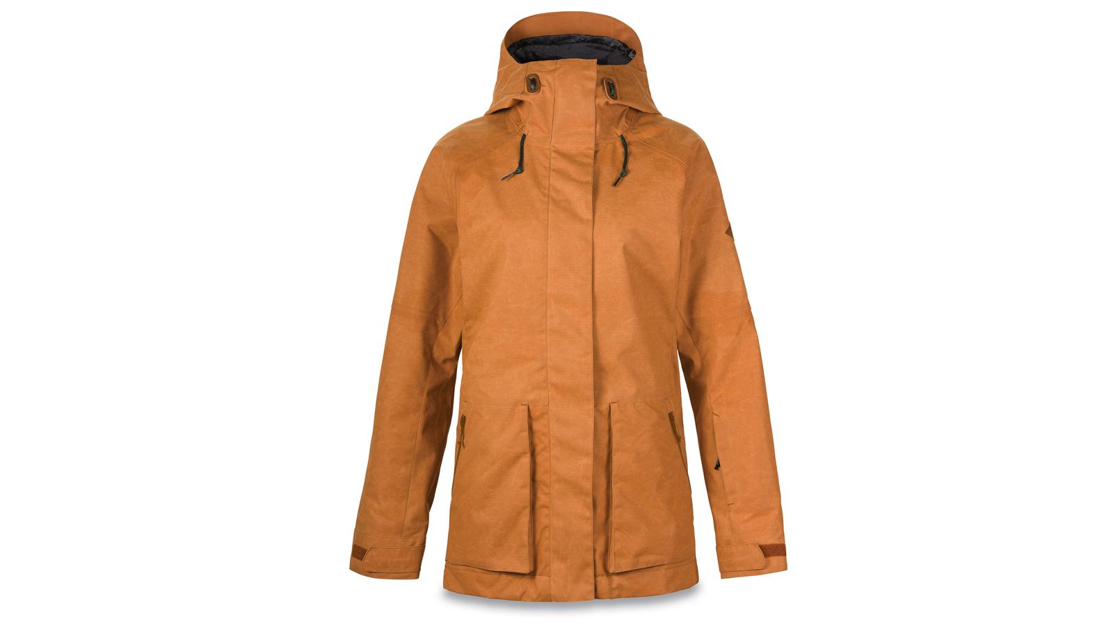 Weatherby Jacket Ginger