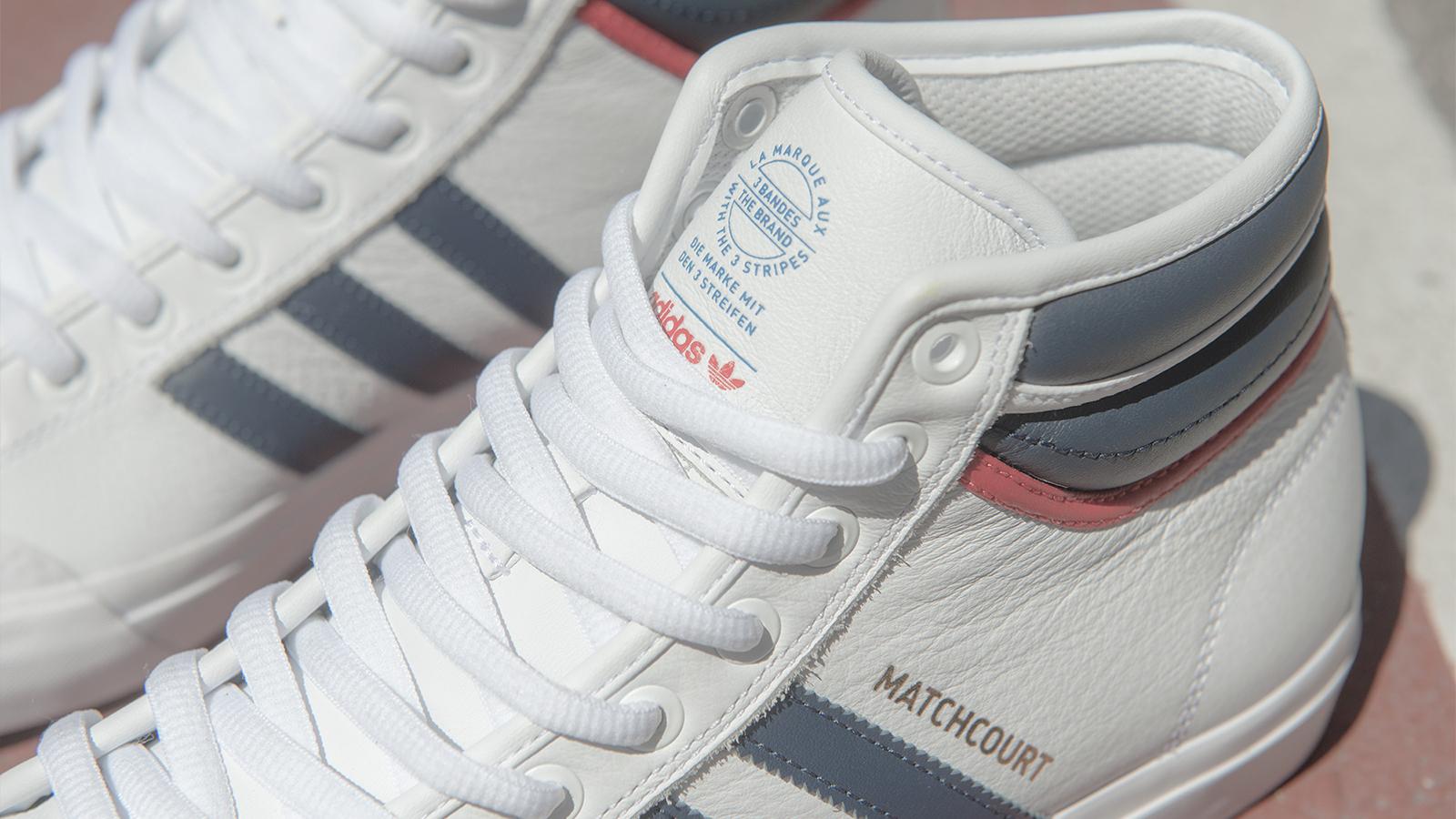 Adidas Matchcourt High RX2 - New