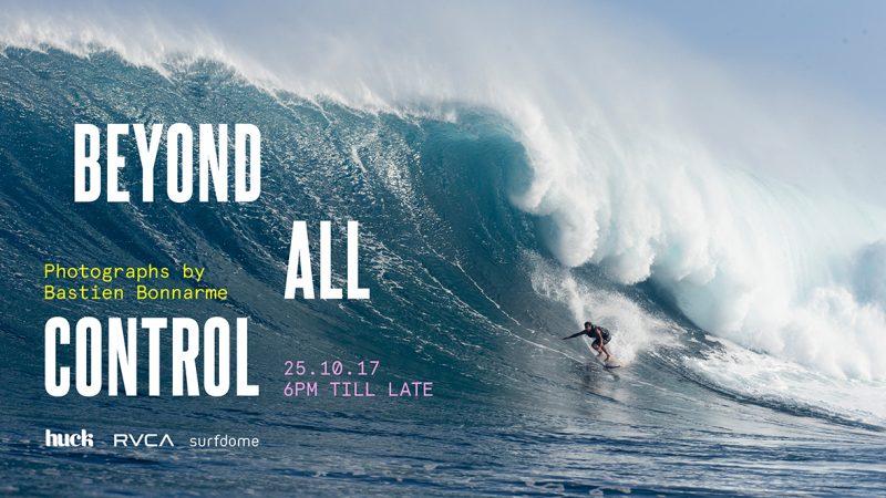 Huck, RVCA, Surfdome