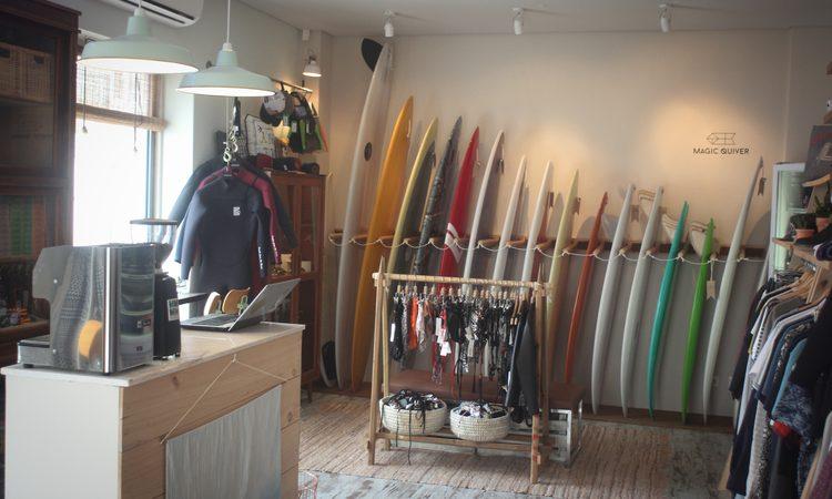 Magic Quiver Surf Shop