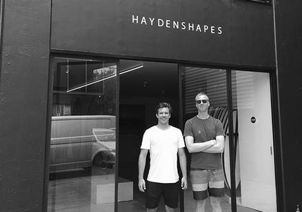 Hayden Cox & Matt Barr