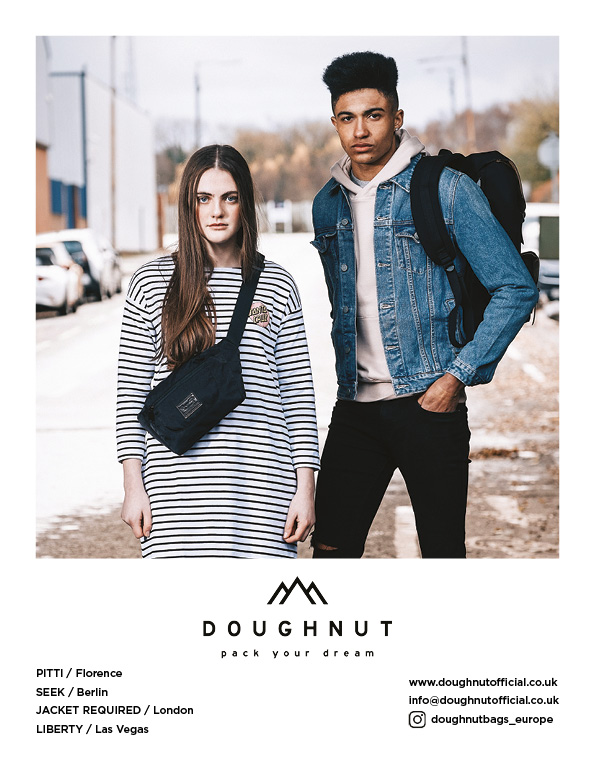 92 Donuts Backpack