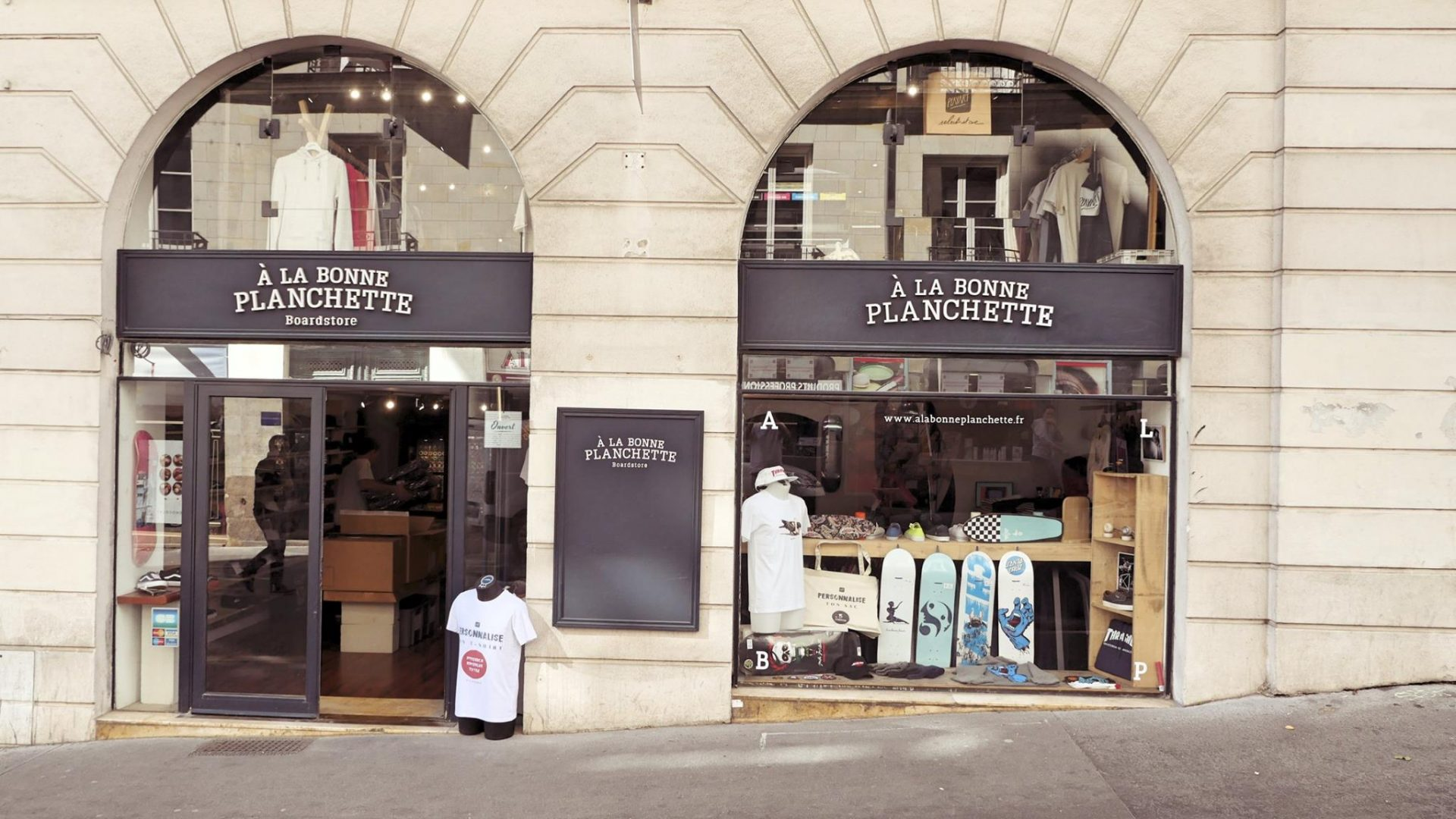Nantes Shop 1