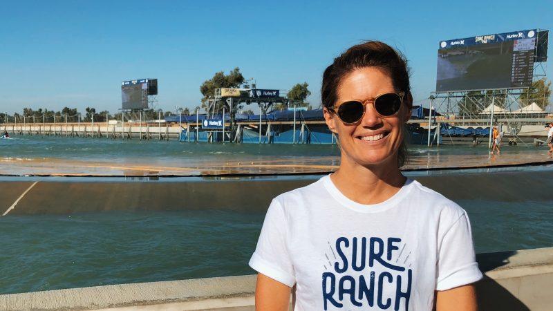 Sophie Goldschmidt. WSL CEO, Photo HMT
