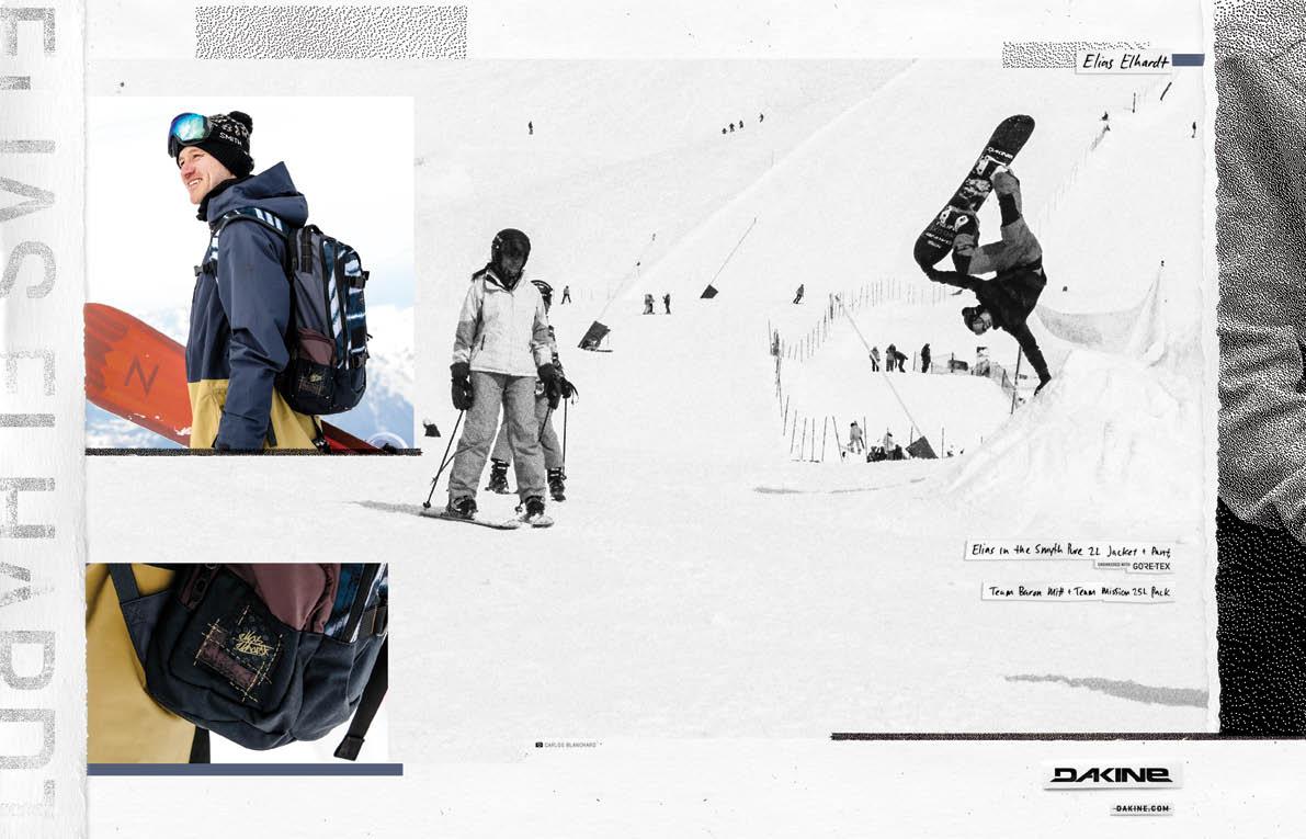 94 Dakine snowboard