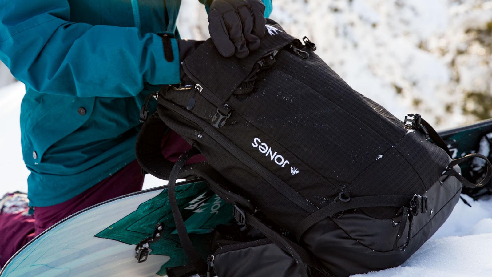 JONES Technical Backpack FW1920
