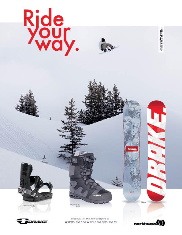 94 Northwave snowboard