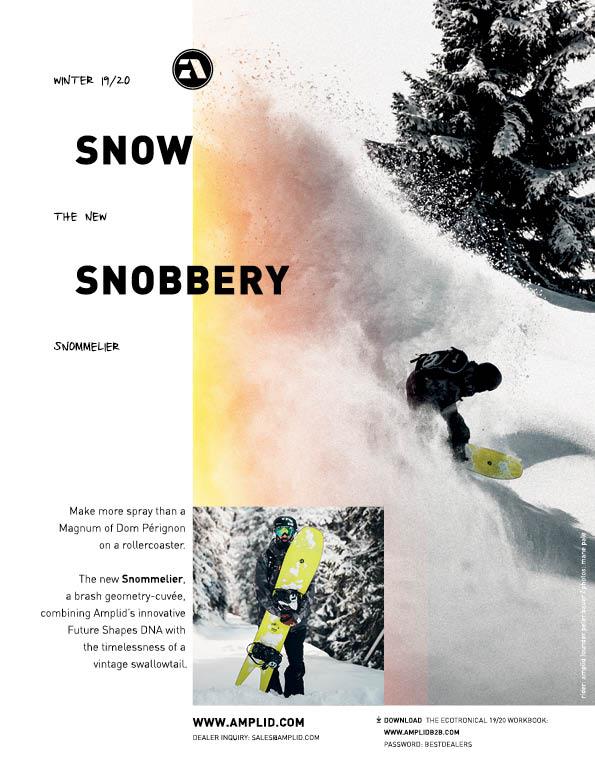 95 Amplid Snowboards