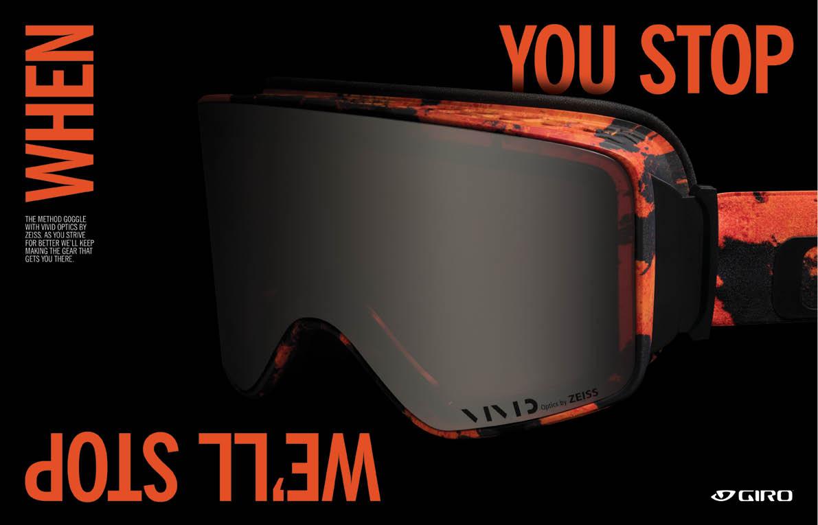 95 Giro goggles