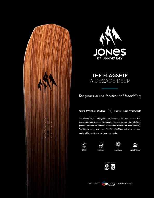 95 Jones snowboards