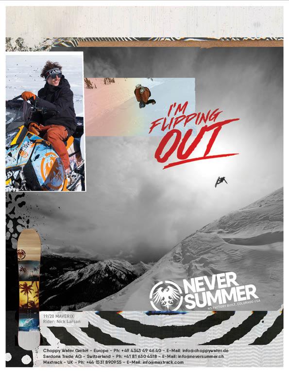 95 Never summer snowboard