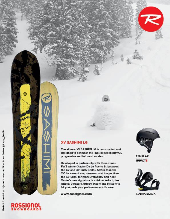 95 Rossignol snowboard