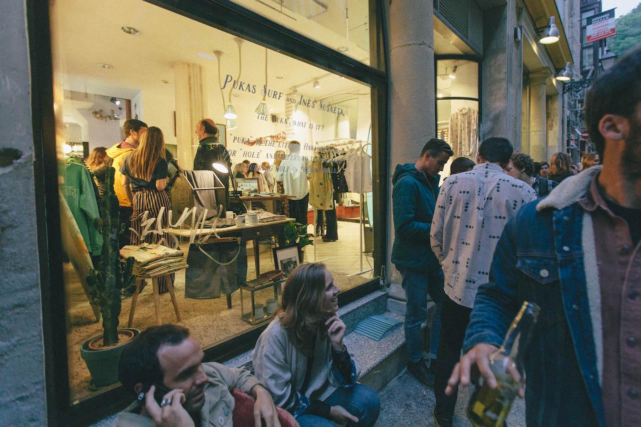 Pukas Surf Shop San Sebastian Lo Viejo 02