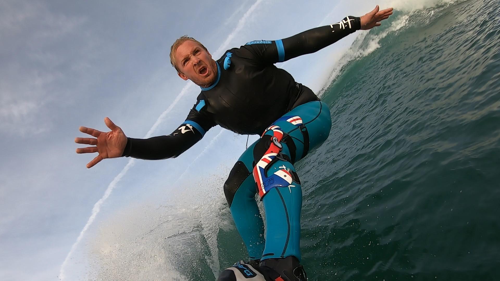 Blue Soup surf