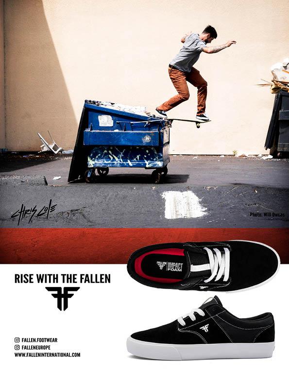 97 Fallen Shoes